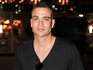 Mark Salling on Glee Costar Becca Tobin: 'She's Such a Strong Girl'