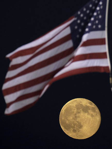 Check Out the First Gorgeous 'Supermoon' of the Summer| Around the Web