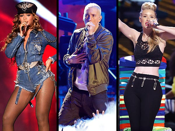 Who Scored the Most MTV Video Music Award Nominations?