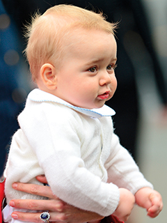 Inside Life with the Nearly 1-Year-Old Prince George | Prince George