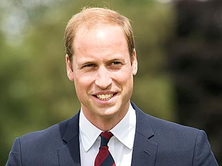 Prince William Meets Top Midwife and Asks For 'Help'
