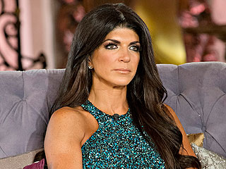 WATCH: Teresa Giudice Admits She Cries Herself to Sleep