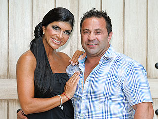 Teresa Giudice on How Her 4 Girls Are Getting Her Through Life Without Joe: 'If I Didn't Have Them, I'd Probably Go Crazy'