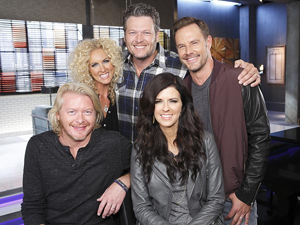 Who Is Team Blake's The Voice Mentor? Hint: They're a 'Little' Bit Country