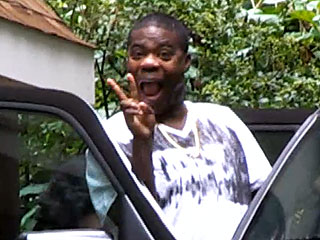 Tracy Morgan Flashes Big Smile After Rehab Release (VIDEO) | Tracy Morgan