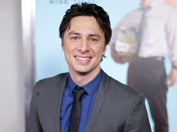 Zach Braff Is 'Exhausted' from His Broadway Run