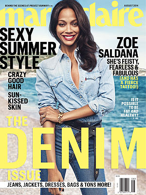 Zoë Saldana's Relationship Advice: Don't Settle| Guardians of the Galaxy, Zoe Saldana