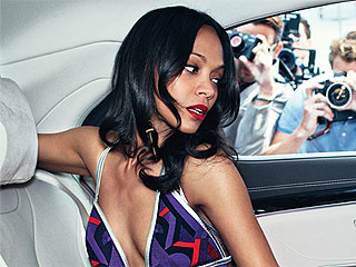 Zoë Saldana Has Some Relationship Advice for You