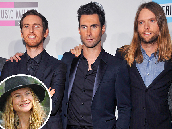 Adam Levine's Wedding Will Be a Maroon 5 Affair