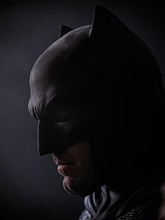 PHOTO: Get a Closer Look at Ben Affleck as Batman