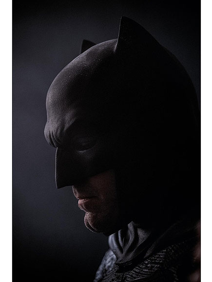 See Ben Affleck as Batman at Comic-Con