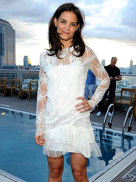 Katie Holmes's Top Priority: Giving Daughter Suri a Normal Life | Katie Holmes