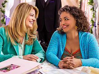Kim Fields & Lisa Whelchel Reunite in New TV Movie: 'It's Like Old Times'