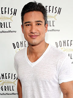 Mario Lopez Lady Windridge Miami Beach Bonefish