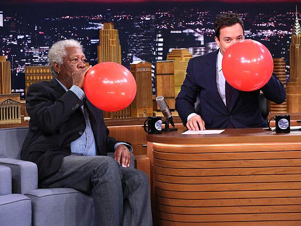 Morgan Freeman Shares the Embarrassing Moment He Was Mistaken for Samuel L. Jackson (VIDEO)| Jimmy Kimmel Live, Morgan Freeman, Samuel L. Jackson, Directors Class