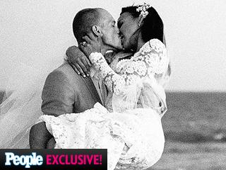 Surprise! Naya Rivera Is Married – See Her Wedding Pics