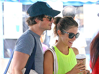 Are Ian Somerhalder and Nikki Reed Dating?