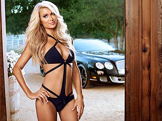 Exclusive Look: Paris Hilton Revisits Infamous Carl's Jr. Commercial in New Ad