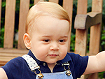 See Where Mom & Dad Got Prince George's Adorable (and Affordable!) Portrait Outfit