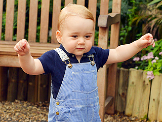 Just How Tech-Savvy Is Little Prince George?
