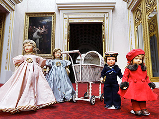 Royal Childhood Exhibit at the Palace Proves Royal Kids Are Luckier Than We Are