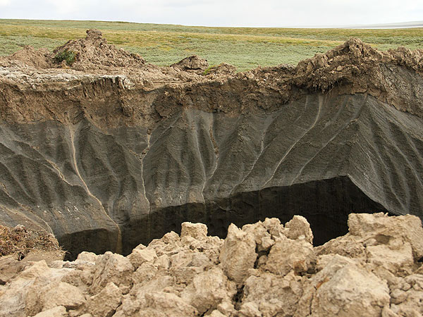 Scientists Go Inside Siberia's Mysterious, Massive Crater| Around the Web