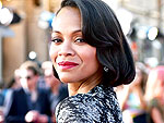 4 Looks We're Loving from Zoë Saldana's Press Tour
