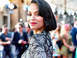 PHOTOS: Is Zoë Saldana Expecting?