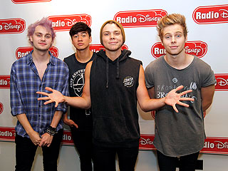 5 Seconds of Summer Was So Scared of One Direction – Here's Why