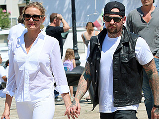 Cameron Diaz's Boyfriend Benji Madden: 'I'm Really Happy Right Now' | Benji Madden