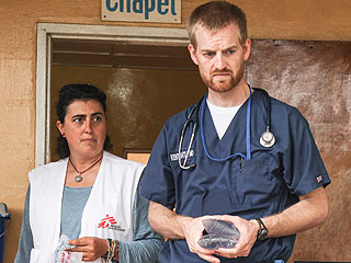 Ebola Survivor Kent Brantly: 'My First Thought Was My Family'