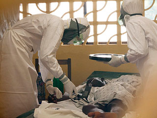Aid Group: 2 Americans Have Ebola in Liberia