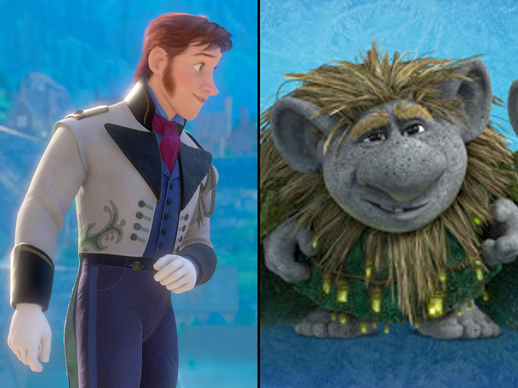 Once Upon a Time Casts Frozen's Hans & Pabbie Roles