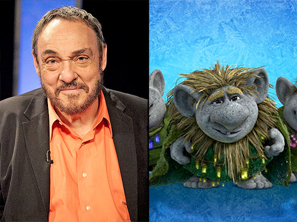Once Upon a Time Casts Frozen's Hans & Pabbie Roles| Frozen, Once Upon a Time, TV News, John Rhys-Davies