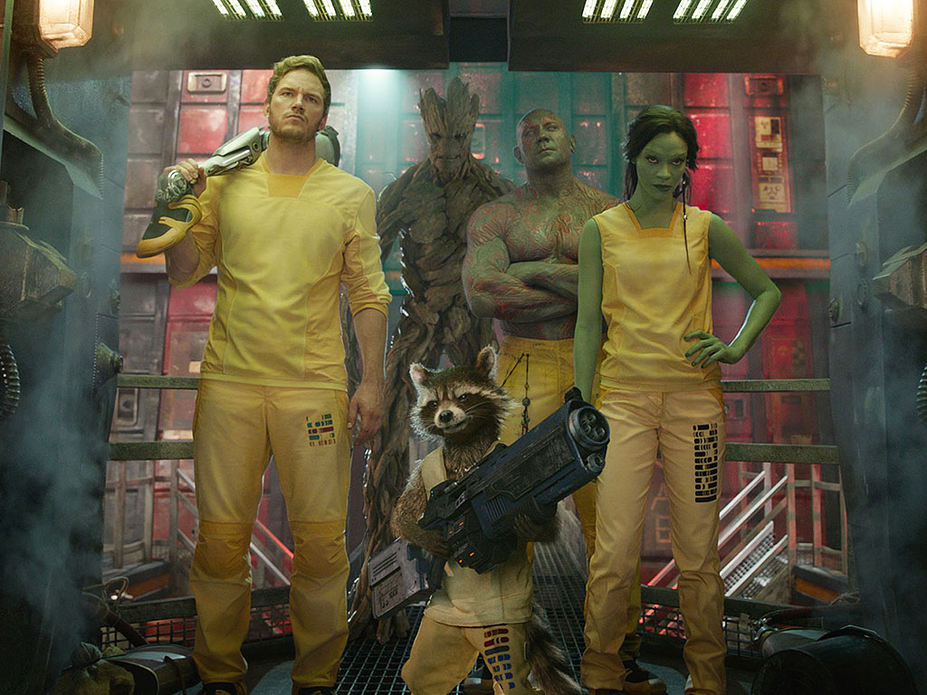 Guardians of the Galaxy Is Rated G – for Goofy (REVIEW)