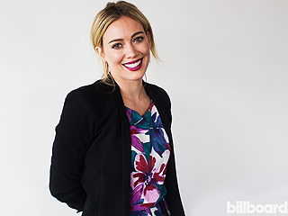 Hilary Duff Talks Music, Marriage and Motherhood | Hilary Duff