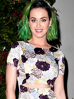 Katy Perry Does Not Need 'A Dude' to Have Kids   Katy Perry
