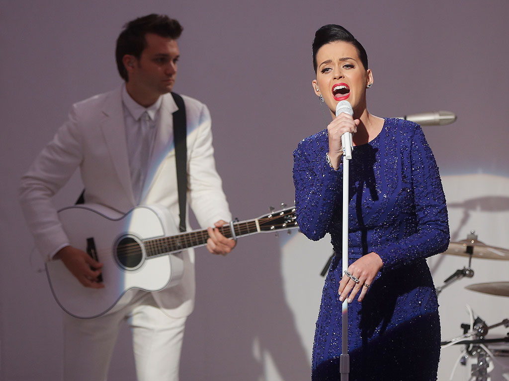 Katy Perry Is One of President Obama's 'Favorite People'