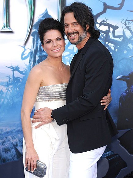 Once Upon a Time's Lana Parrilla Gets Married in Real-Life Fairy Tale| Once Upon a Time, Wedding, Celebrity Weddings, Lana Parrilla