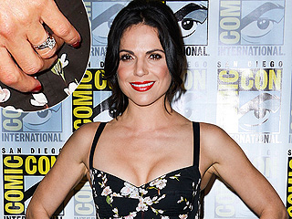 Fairy Tale Come True! Once Upon a Time's Lana Parrilla Calls Her Wedding 'Magical'