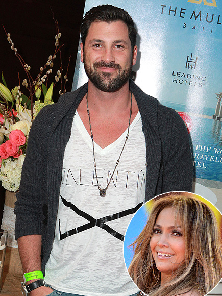Maksim Chmerkovskiy: I'm 'Focused on Dancing' – Not Jennifer Lopez
