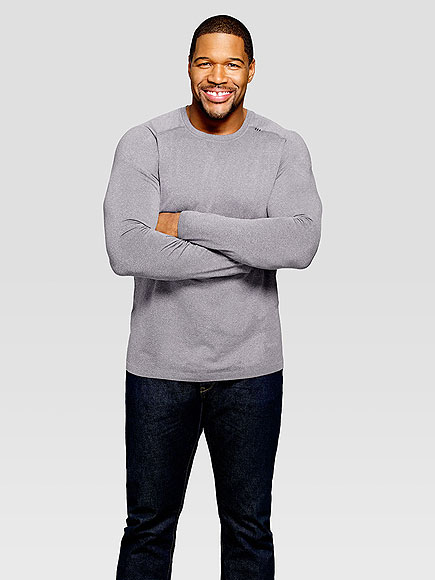 What 'Very Scary' Honor Is Making Michael Strahan Ner