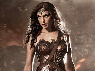 First Look: Gal Gadot as Wonder Woman in Batman v Superman