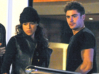 Zac Efron & Michelle Rodriguez Split After Dating for Two Months