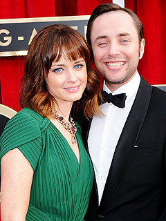 Surprise! Vincent Kartheiser and Alexis Bledel Are Married