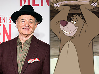 Guess Who'll Play Baloo in Disney's Live-Action Jungle Book?