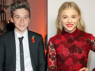 Brooklyn Beckham 'Smitten' by Chloë Grace Moretz