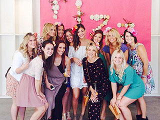 Bachelorette Desiree Hartsock Celebrates Her Bridal Shower (PHOTOS)
