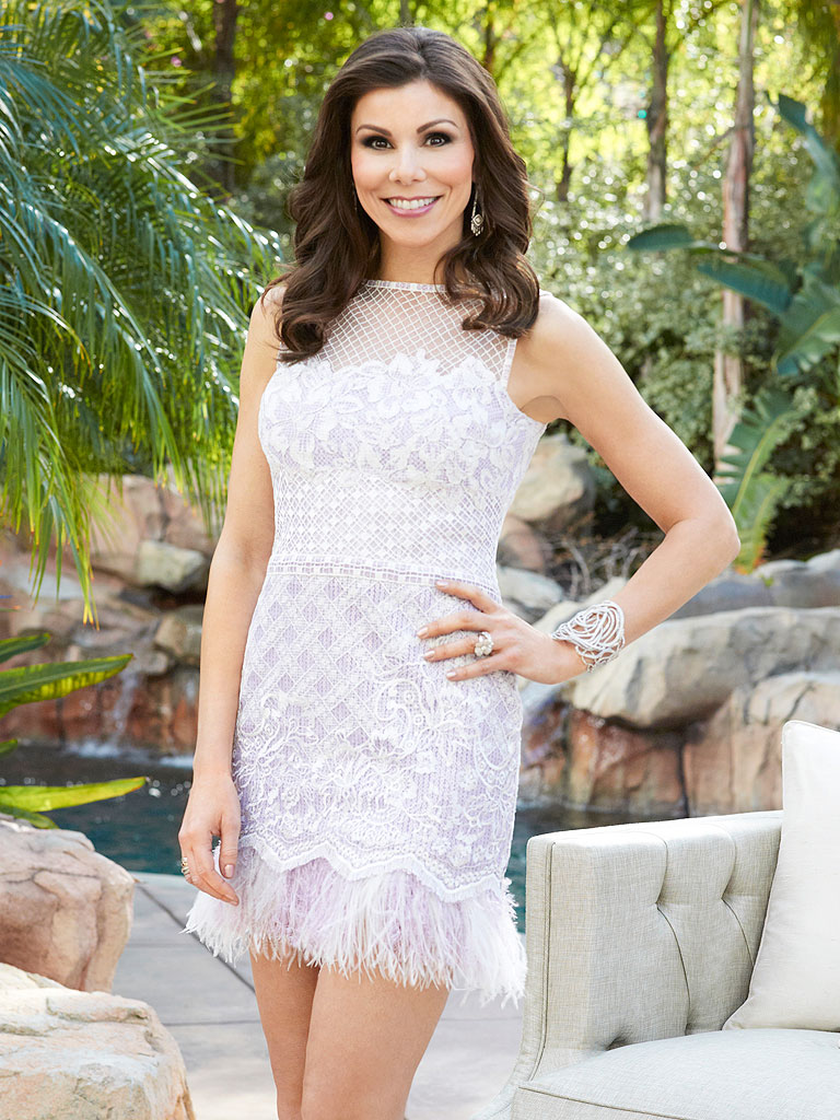 Real Housewives Of Orange County Heather Dubrow On An
