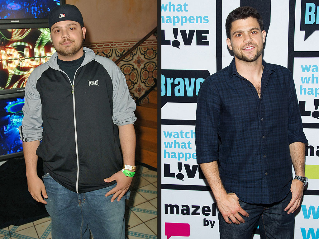 Jerry Ferrara Shares Workout Picture